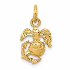 Accessories - 14K U. S. Marine Corps Charm